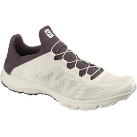 Salomon Amphib Bold Sko Damer, vanilla ice/winetasting/white